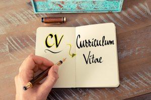 Come scrivere bene il curriculum vitae