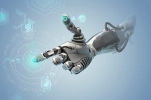film su intelligenza artificiale braccio