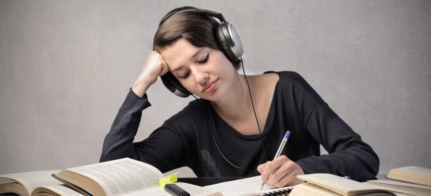 studiare con la musica