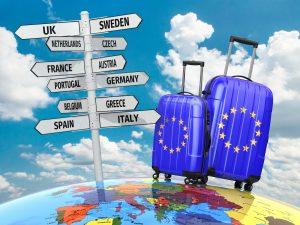 weekend primaverile in Europa