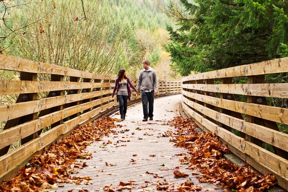 dove andare per un weekend in autunno coppia