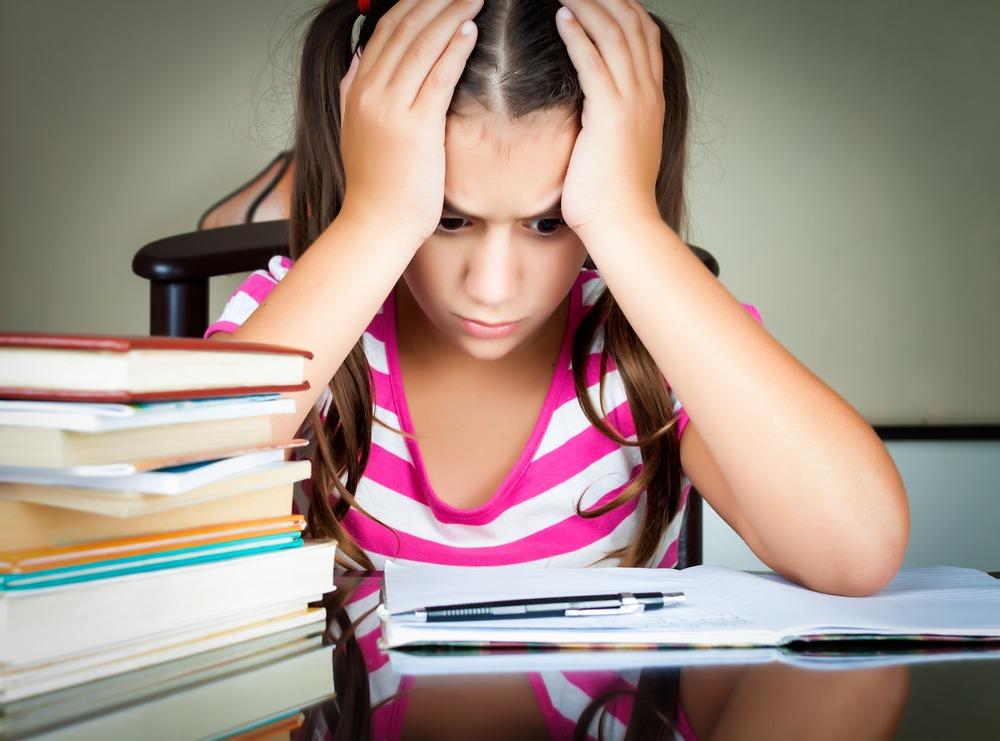 burnout studio ragazza