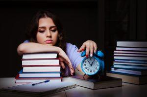 Cosa fare la sera prima dell'esame