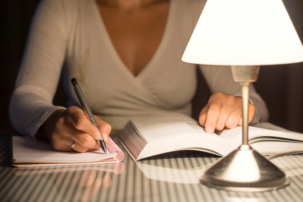 cosa fare la sera prima dell'esame lampada